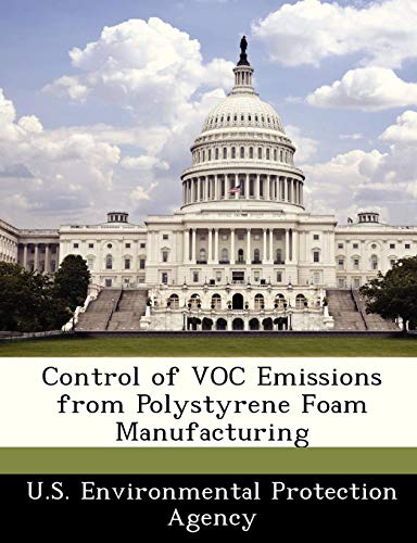 9781249565048: Control of VOC Emissions from Polystyrene Foam Manufacturing