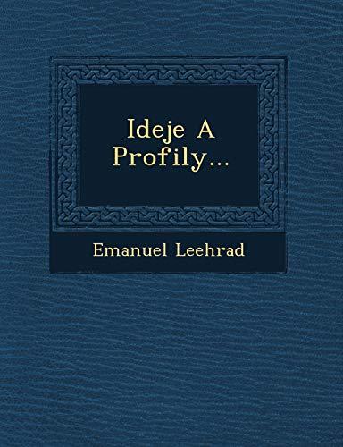 Ideje a Profily.: Emanuel Le Ehrad