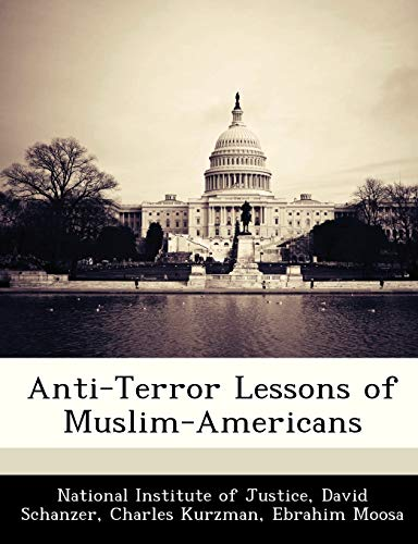 9781249831679: Anti-Terror Lessons of Muslim-Americans