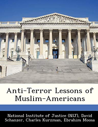 9781249836889: Anti-Terror Lessons of Muslim-Americans