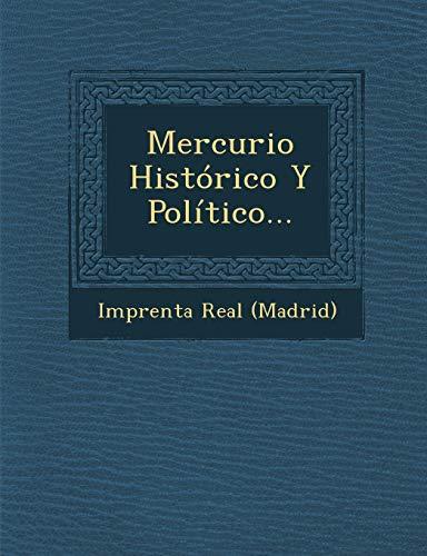 9781249940272: Mercurio Histórico Y Político...