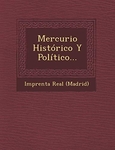 9781249955948: Mercurio Histórico Y Político...