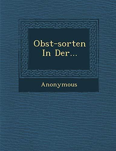 9781249980070: Obst-Sorten in Der...