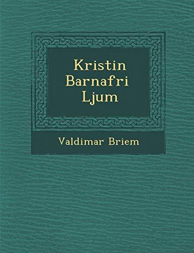 Kristin Barnafr��i � Lj��um: Briem, Valdimar