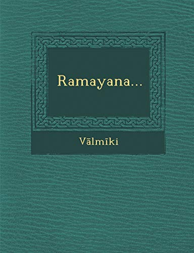 9781249992042: Ramayana... (French Edition)