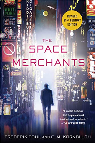 9781250000156: The Space Merchants