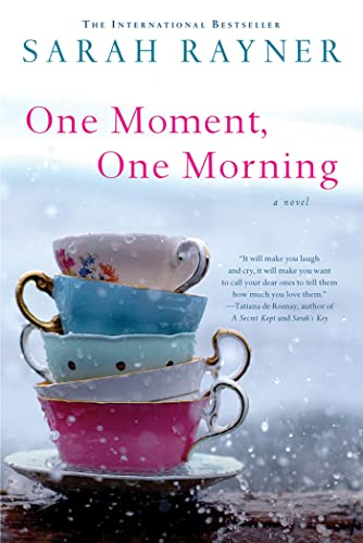 9781250000194: One Moment, One Morning: A Novel