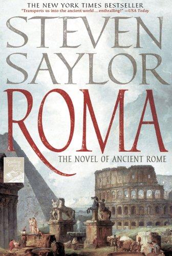 9781250000606: Roma: The Novel of Ancient Rome