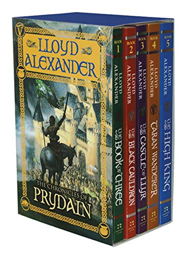 9781250000934: The Chronicles of Prydain (5 Volumes)