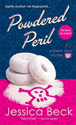 9781250001061: Powdered Peril: A Donut Shop Mystery (Donut Shop Mysteries)