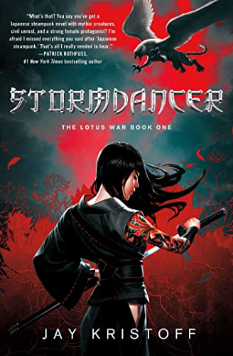 9781250001405: Stormdancer (The Lotus War)