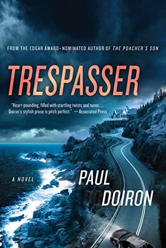 9781250001597: Trespasser: A Novel (Mike Bowditch Mysteries)