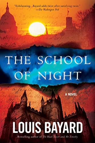 9781250002303: The School of Night: A Novel