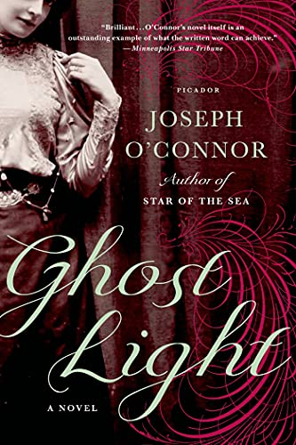 9781250002310: Ghost Light: A Novel