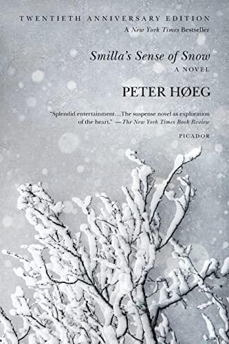 9781250002556: Smilla's Sense of Snow: A Novel