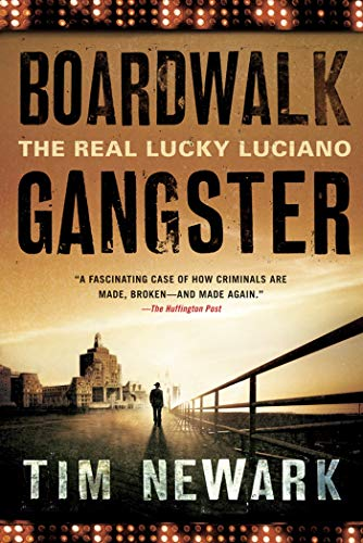 9781250002648: Boardwalk Gangster: The Real Lucky Luciano