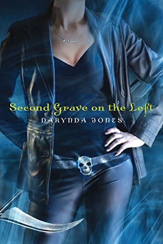 9781250002709: Second Grave on the Left (Charley Davidson Series)