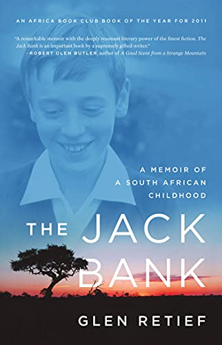 9781250002747: The Jack Bank: A Memoir of a South African Childhood