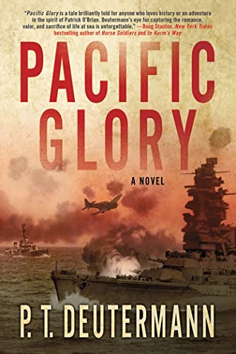 9781250002778: Pacific Glory: A Novel (Sea Stories)