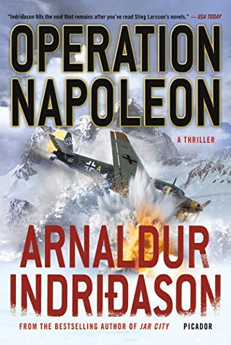 9781250003188: Operation Napoleon: A Thriller (Reykjavik Thriller)