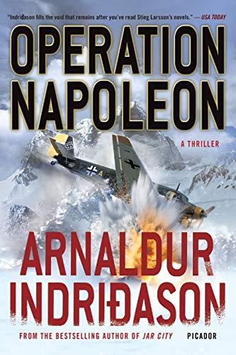9781250003188: Operation Napoleon: A Thriller (Reykjavik Thriller)