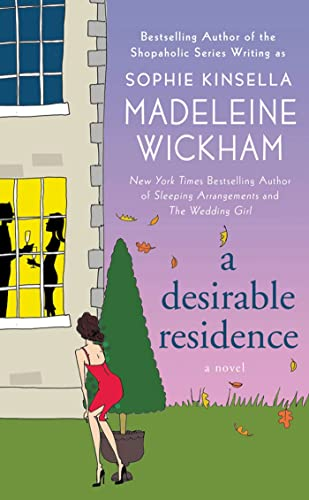 9781250003249: A Desirable Residence: A Novel of Love and Real Estate