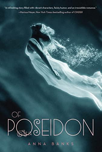 9781250003324: Of Poseidon (The Syrena Legacy)