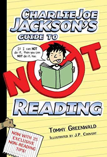 9781250003379: Charlie Joe Jackson's Guide to Not Reading