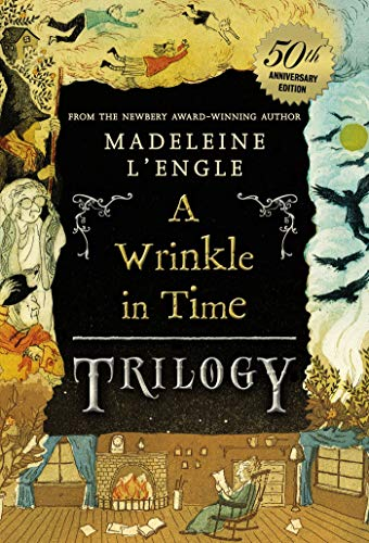9781250003430: Wrinkle in Time / Wind in the Door / Swiftly Tiltling Planet