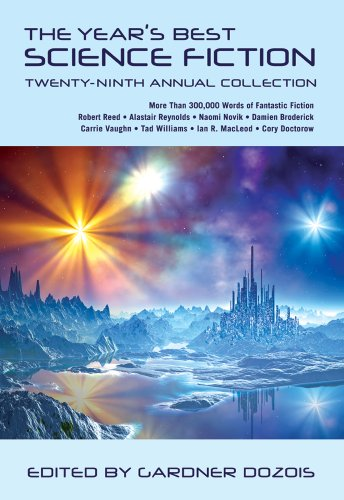 9781250003546: The Year's Best Science Fiction: Twenty-Ninth Annual Collection