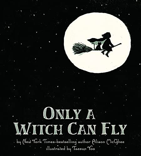 9781250004062: Only a Witch Can Fly