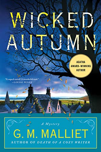 9781250004109: Wicked Autumn: A Max Tudor Novel