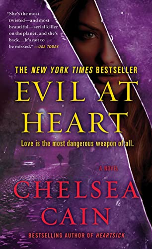 9781250004123: Evil at Heart (Archie Sheridan & Gretchen Lowell)