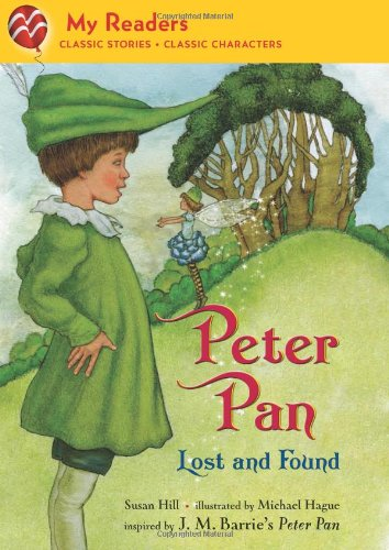9781250004529: Peter Pan: Lost and Found (My Readers)