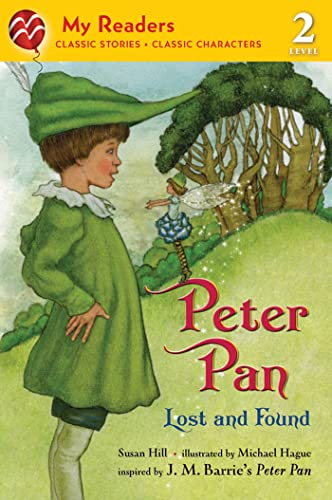 9781250004598: Peter Pan: Lost and Found (My Readers)