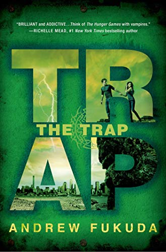 The Trap (Hunt Trilogy): Fukuda, Andrew