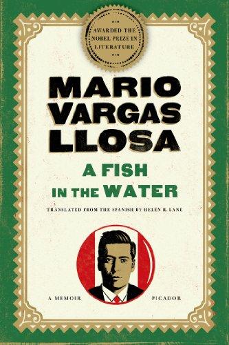9781250005779: A Fish in the Water: A Memoir