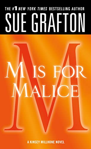 9781250006486: M Is for Malice (Kinsey Millhone)