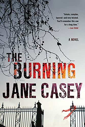 9781250006608: The Burning: A Maeve Kerrigan Crime Novel (Maeve Kerrigan Novels)