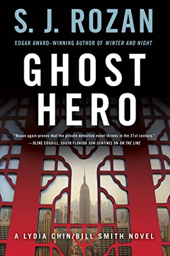 9781250006936: Ghost Hero: A Bill Smith/Lydia Chin Novel (Bill Smith/Lydia Chin Novels)
