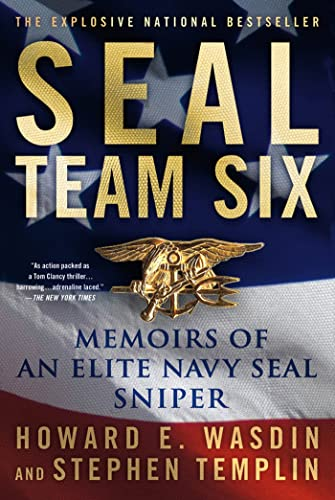 9781250006950: SEAL Team Six: Memoirs of an Elite Navy SEAL Sniper