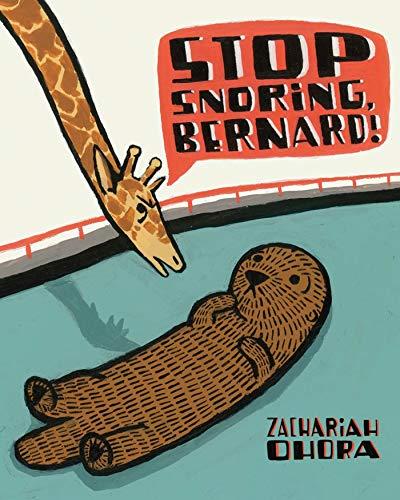 9781250007179: Stop Snoring, Bernard!