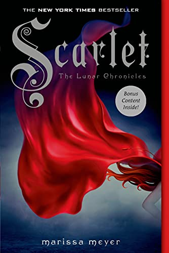 9781250007216: Scarlet (Lunar Chronicles, Book 2)