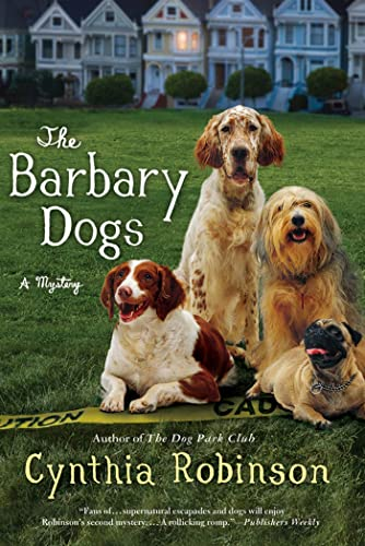 9781250007278: The Barbary Dogs (A Max Bravo Mystery)