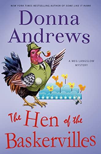 9781250007513: The Hen of the Baskervilles: A Meg Langslow Mystery (Meg Langslow Mysteries)