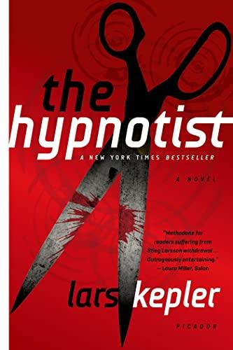 9781250007582: The Hypnotist: A Novel (Detective Inspector Joona Linna)
