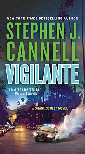 9781250008084: Vigilante: A Shane Scully Novel (Shane Scully Novels)