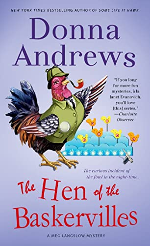 9781250008183: The Hen of the Baskervilles: A Meg Langslow Mystery (Meg Langslow Mysteries)