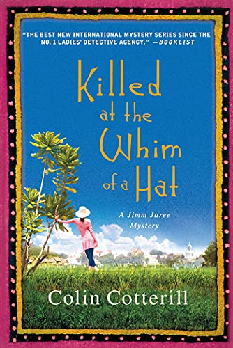 Killed at the Whim of a Hat: Cotterill, Colin