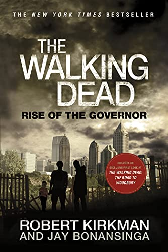 9781250008398: The Walking Dead: Rise of the Governor